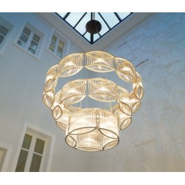 Stilio chandelier 3 tier