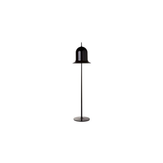 Lolita floor lamp Moooi black color front view