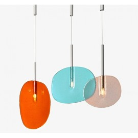 Lollipop LED pendant lamp