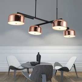 Lalu plus  PENDANT LAMP Seed Design black+copper color with detail