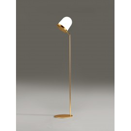 Lula Floor Lamp Penta white color in dining room