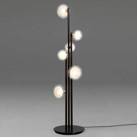 Tooy Nabila LED floor lamp Oggetti white color side view