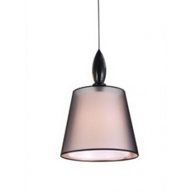 Clasica pendant lamp Modiss white color front view