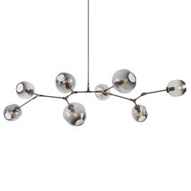 Lindsey Adelman Branching Bubble Design Chandelier 8 lights