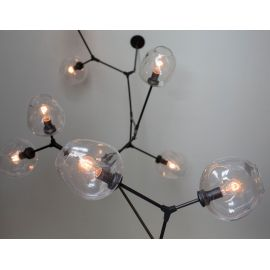 Lindsey Adelman Branching Bubble Design Chandelier custom made