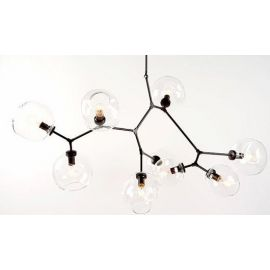 Lindsey Adelman Branching Bubble Design Chandelier 9 lights
