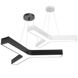 MODULAR DIY FORM Y LED PENDANT LAMP