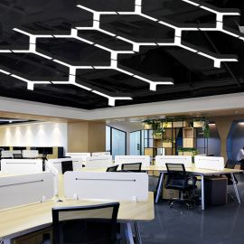 MODULAR CREATIVE FORM KREAL LED PENDANT LAMP SHAPE Y