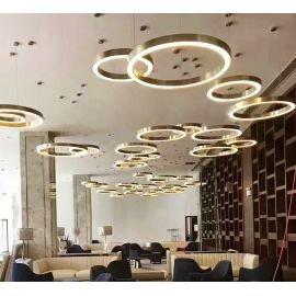 LIGHT RING HORIZONTAL LED PENDANT LAMP