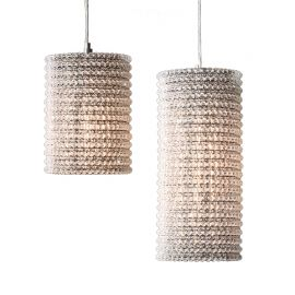 Crystal Halo pendant lamp