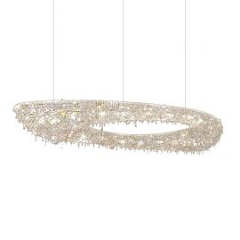 ARTICA CRYSTAL CHANDELIER