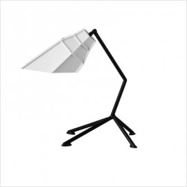Pett table lamp Foscarini white color front view