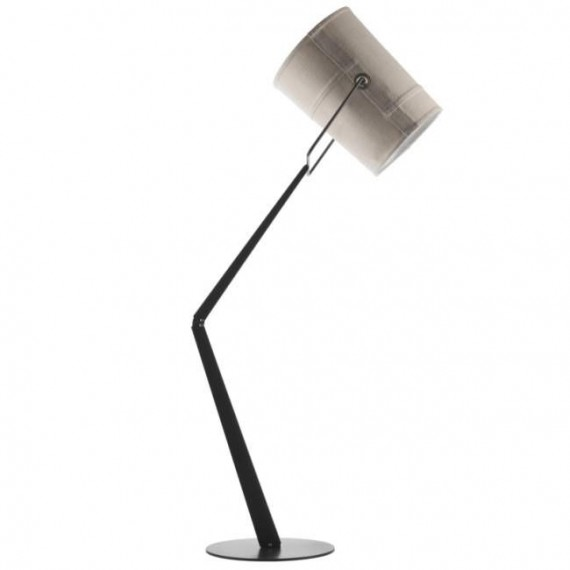 Fork floor lamp Foscarini white color front view