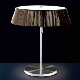 Lilith table lamp Alt Lucialternative black color front view