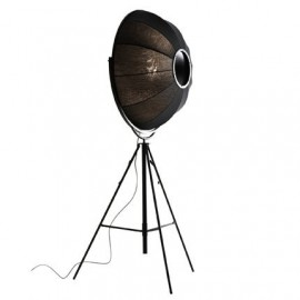 Fortuny floor lamp Pallucco black color 1