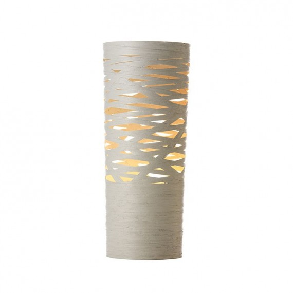 Tress table lamp Foscarini white color front view