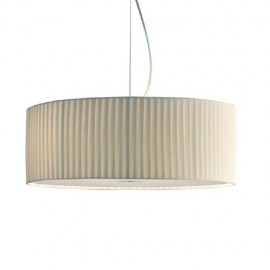 Cilindro Pleated Pendant lamp