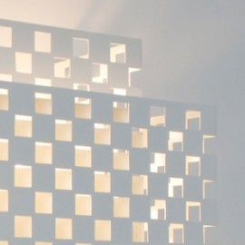 Antilia wall Lamp Calligaris white color with detail