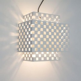 Antilia wall Lamp Calligaris white color top view