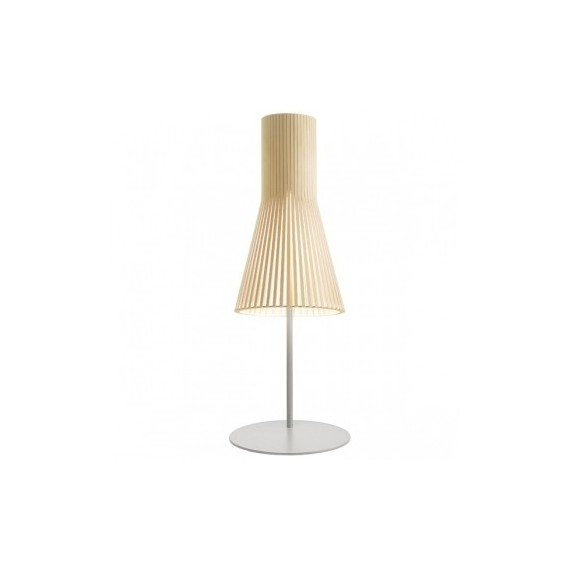 Secto 4220 table lamp Secto Design natural color front view