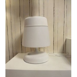 Everyday table lamp LEDS-C4 white color side view