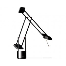 Tizio table lamp Artemide black color