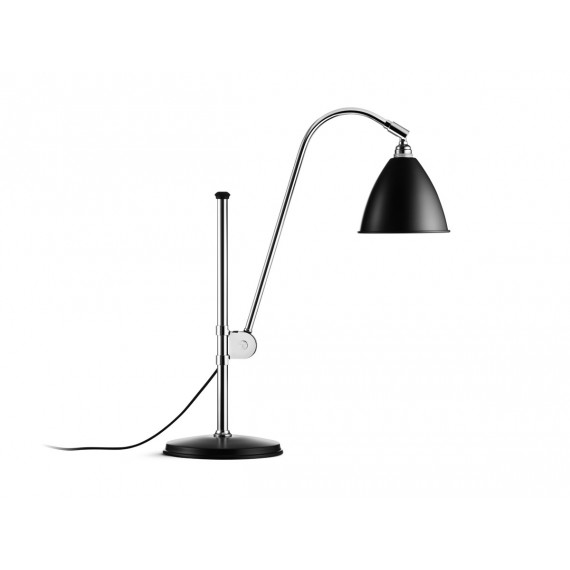 BL1 table lamp Bestlite black color front view