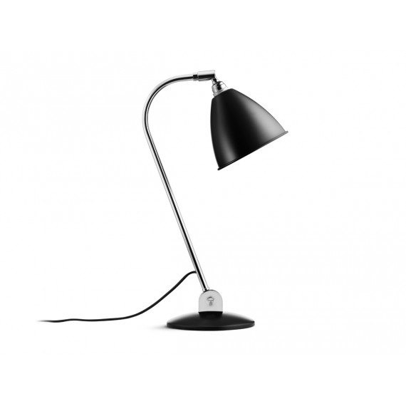 BL2 table lamp Bestlite black color front view