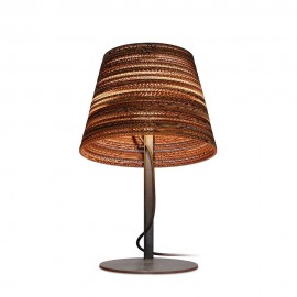 Tilt Scraplight table lamp by Graypants 1