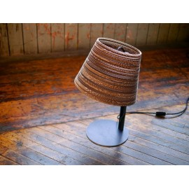 Tilt Scraplight table lamp by Graypants 2