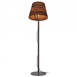 Tilt Scraplight floor lamp by Graypants 1