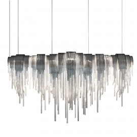 Volver Linear LED chandelier