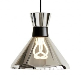 Pharaoh pendant lamp Light years mirror color front view