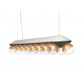 Prop LED pendant lamp straight