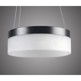 Modern Circle Round LED pendant lamp design 1 Ring