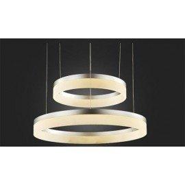 Modern Circle Round LED pendant lamp design 2 Ring