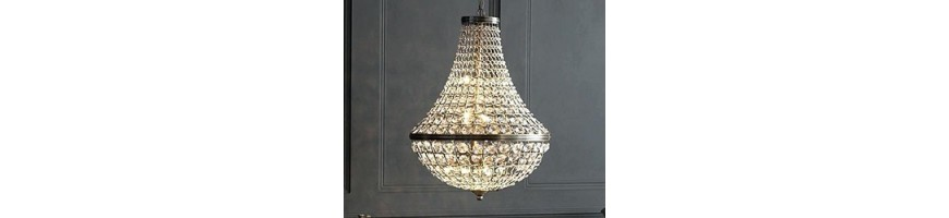 Buy Empire And Baroque Designer Lighting Online - Woo Lighting