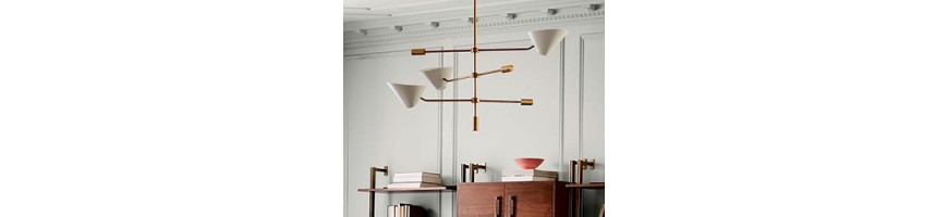 Explore Our Best Mid Century Lighting - Woo Lighting