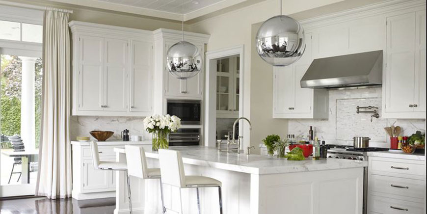 Take the size of your kitchen space into consideration