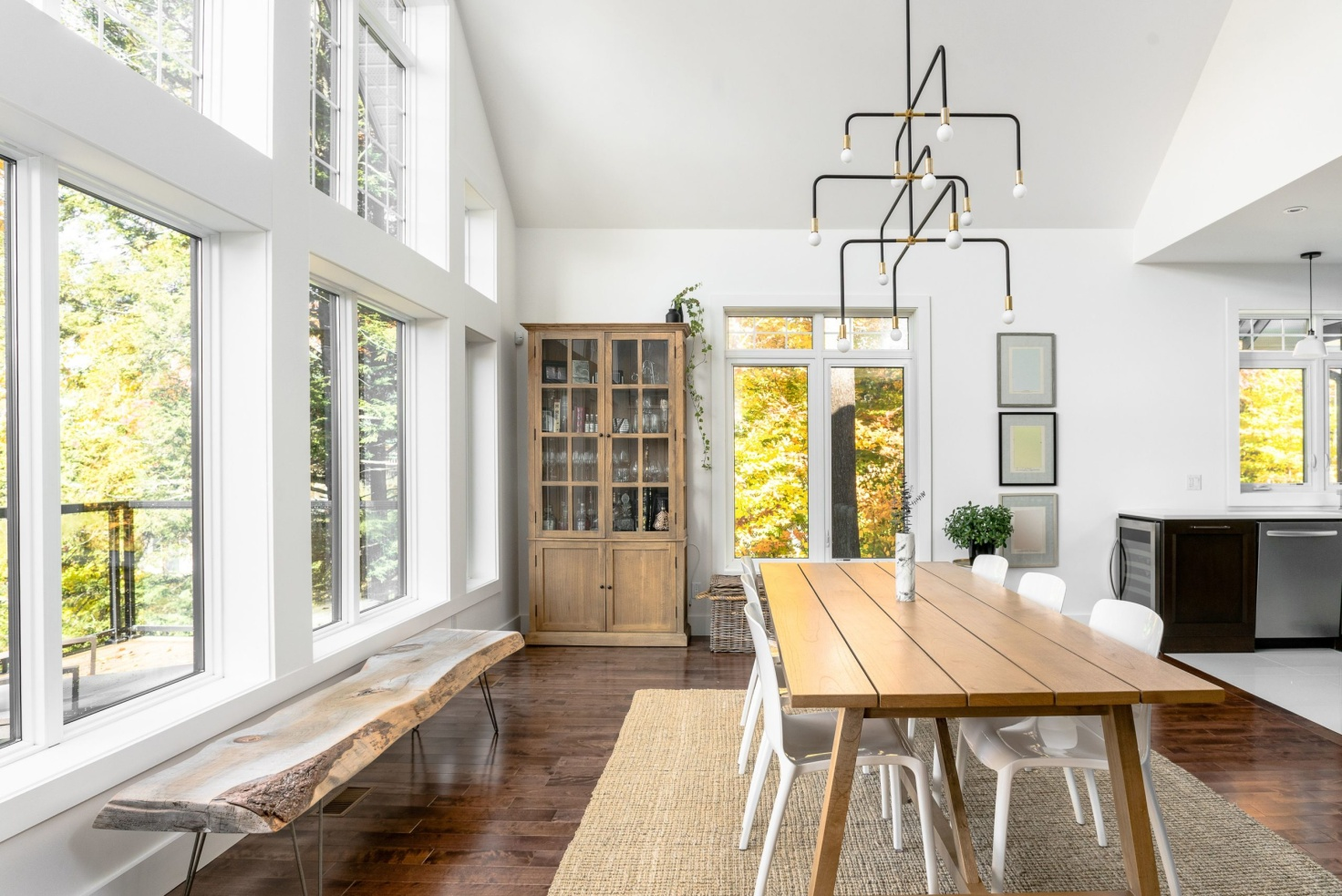 The Perfect Height for Your Dining Room Chandelier 7