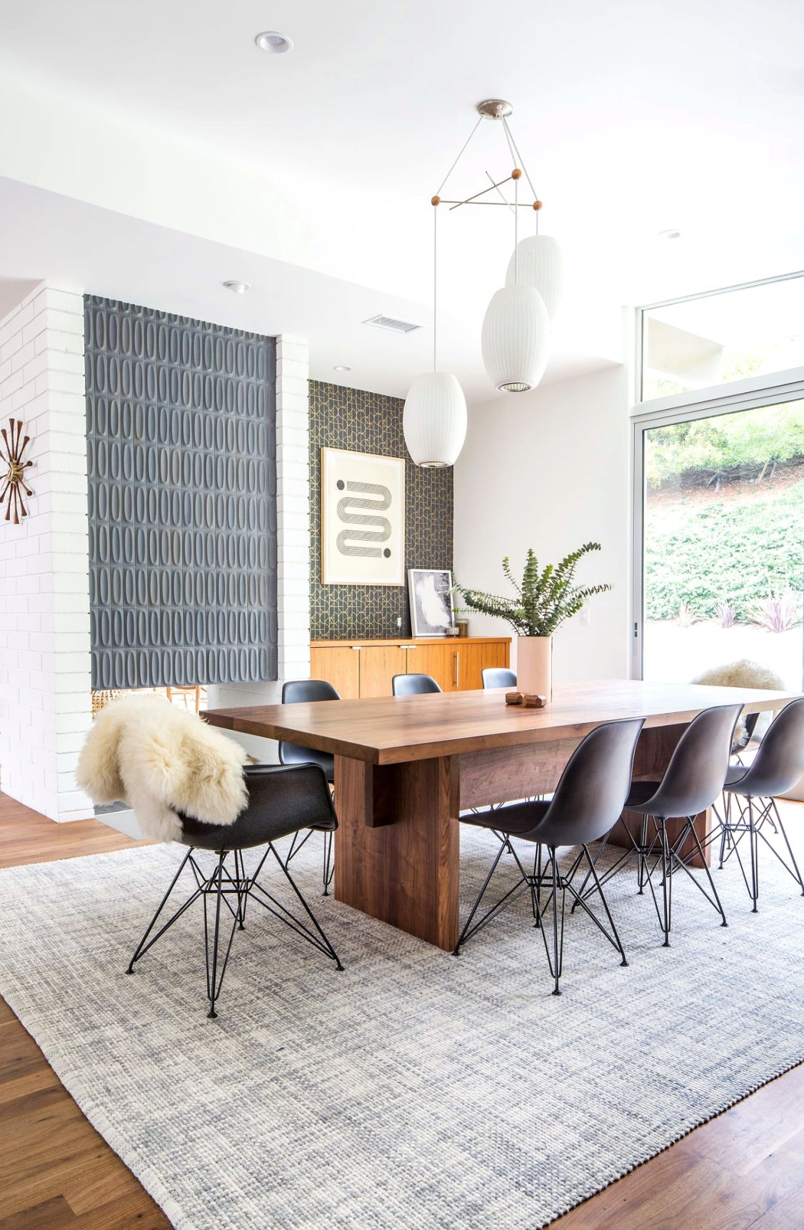 The Perfect Height for Your Dining Room Chandelier 9